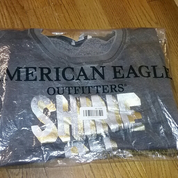 American Eagle Outfitters Tops - American Eagle grey sweater